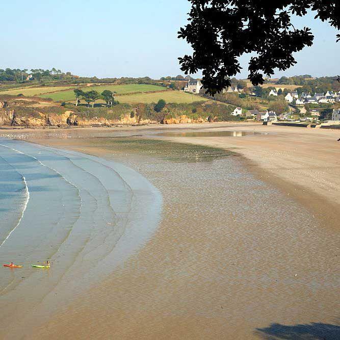 La plage du Ris | Finistère | Bretagne | #myfinistere