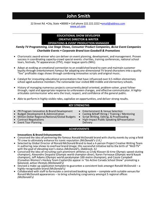 19 best Government Resume Templates  Samples images on Pinterest