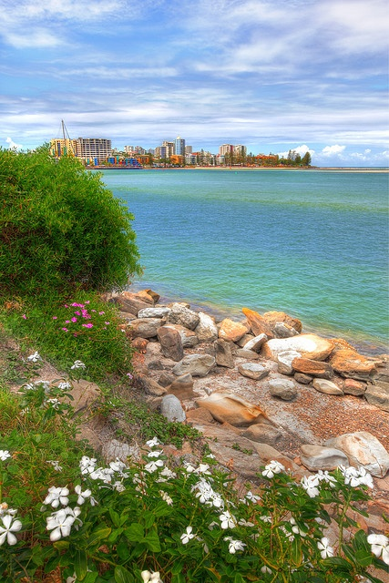 Photo by Adam Gormley - Caloundra, Sunshine Coast, Queensland, awesome place we go on holidays to