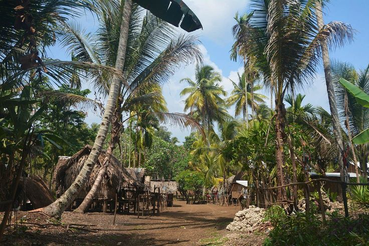 Getting off the grid a a village stay on the Trobriand Islands. Anna Kaminski / Lonely Planet
