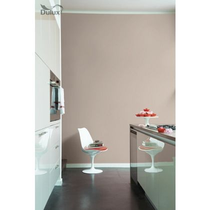 Dulux Kitchen Mellow Mocha - Matt Emulsion Paint - 2.5L