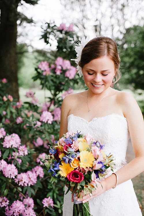 Elena's bouquet by Carrie Anne Powell  http://capfloraldesigns.com