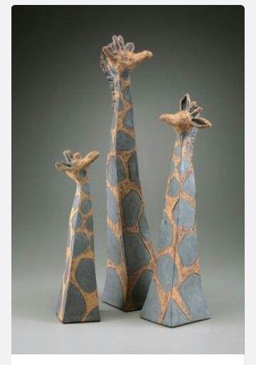 Best Bug Sculptures Images On Pinterest Ceramics Paper Mache - Sporting clay window decalsgiraffe garden statue giraffe clay pot clay pot animal