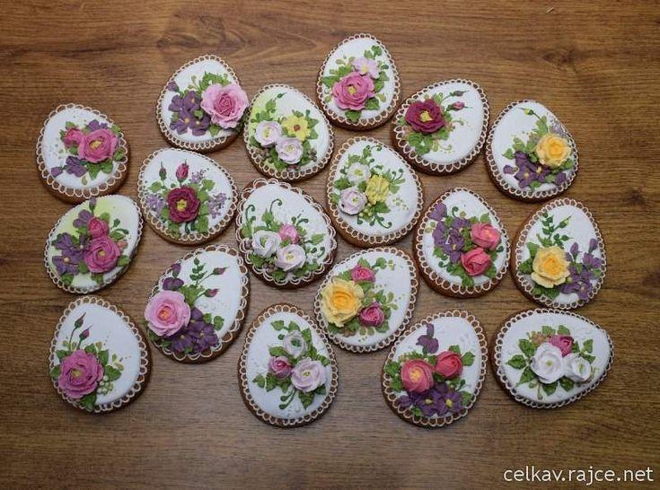 klikni pro další 20/189cookies decorated Easter