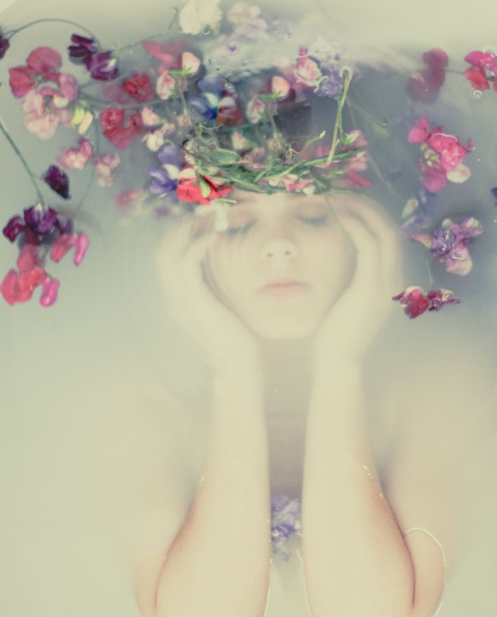 : Water, Dreamy Photography, Art, Posts, Beauty, Tracie Taylor, Flowers, Ophelia