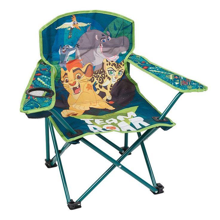 Disney's The Lion Guard Kids Folding Chair, Multicolor