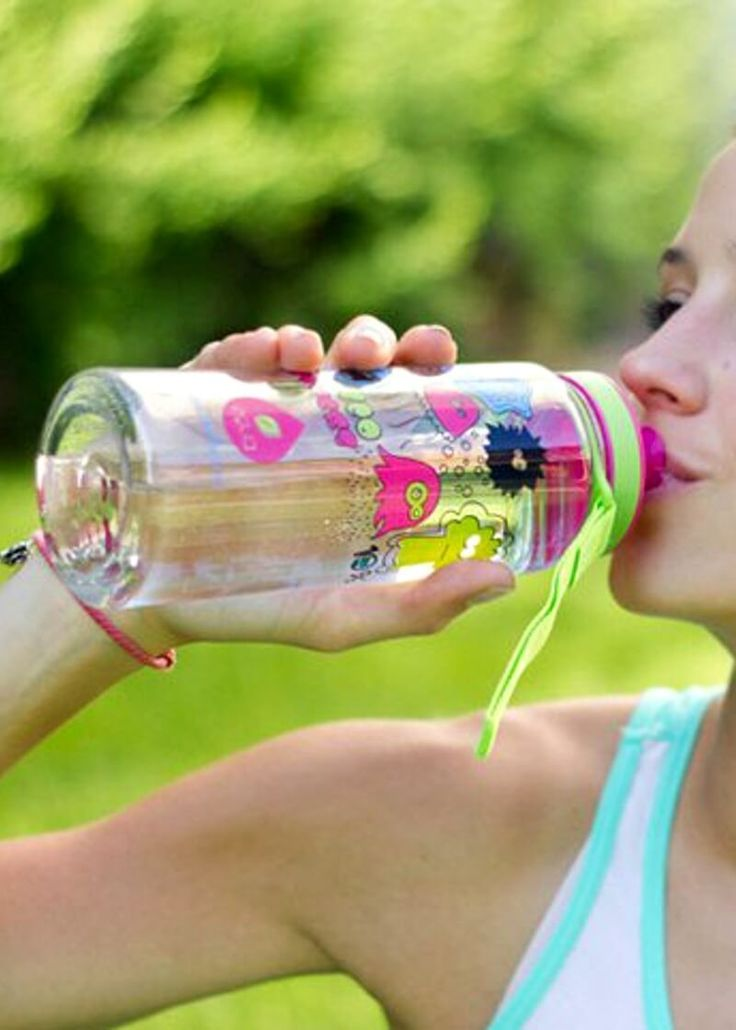 Zdravá fľaša Equa Pink Monsters 400ml | SolarBunny.eu