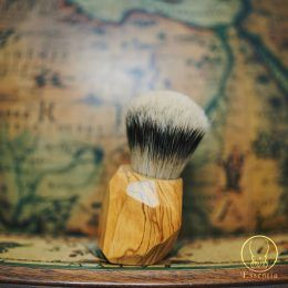 Essentia shaving brush - products - hand made by italian artisan