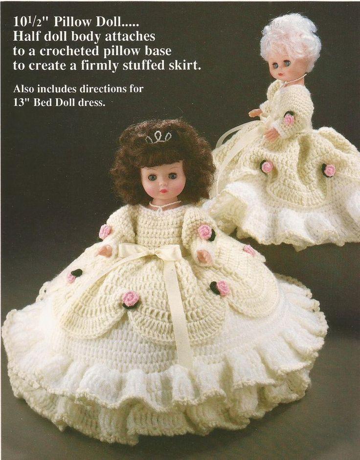 473 Best Images About Bed Dolls Crichet Patterns On