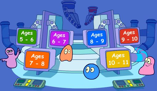 Short science clips on different areas of science
