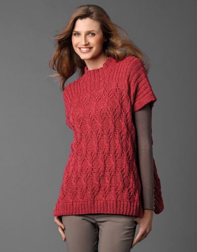 Book Woman Concept 1 Autumn / Winter | 16: Woman Sweater | Coral