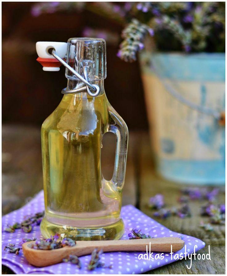 .. chute a vône mojej kuchyne...: Levanduľový sirup