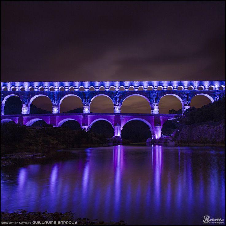 Toutes les informations   Site du Pont du Gard