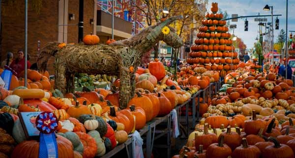 pica circleville pumpkin show ohio | pumpkin show record in 2009 with a 1636 pound pumpkin