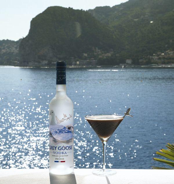 Le Grey Goose expresso martini