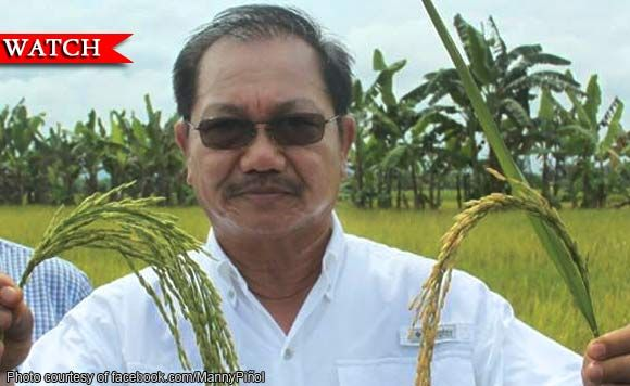 Rice shortage, pang mind conditioning ng rice cartel - Secretary of Agriculture Manny Piñol