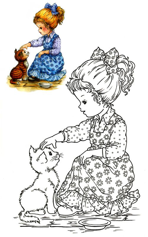 64 best Kate greenaway images on Pinterest | Coloring books ...