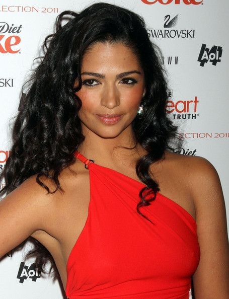 camila alves | Camila Alves Celebrities at The Heart Truth's Red Dress Collection ...