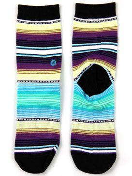 Eclispe Anklet Sock From Stance @Stance Socks www.surfride.com
