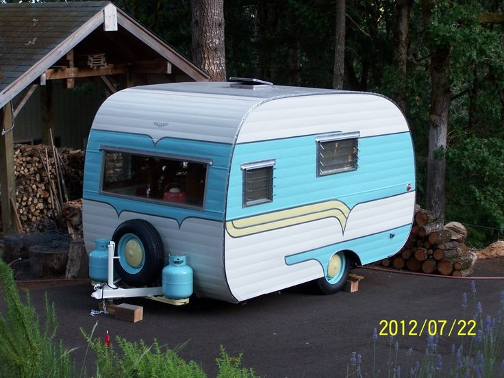 17 Best Images About Campers On Pinterest Expedition Trailer Aluminum Trailer And Vintage