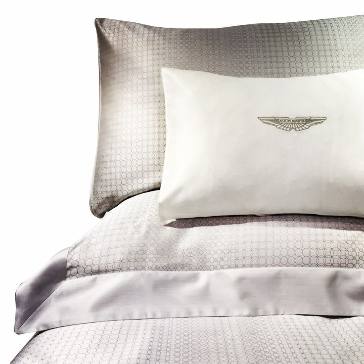 The Aston Martin home linen collection, inspired by the beauty of Venice. Designed by the Aston Martin partner Emilia Burano, renowned for producing the world's finest home linen.