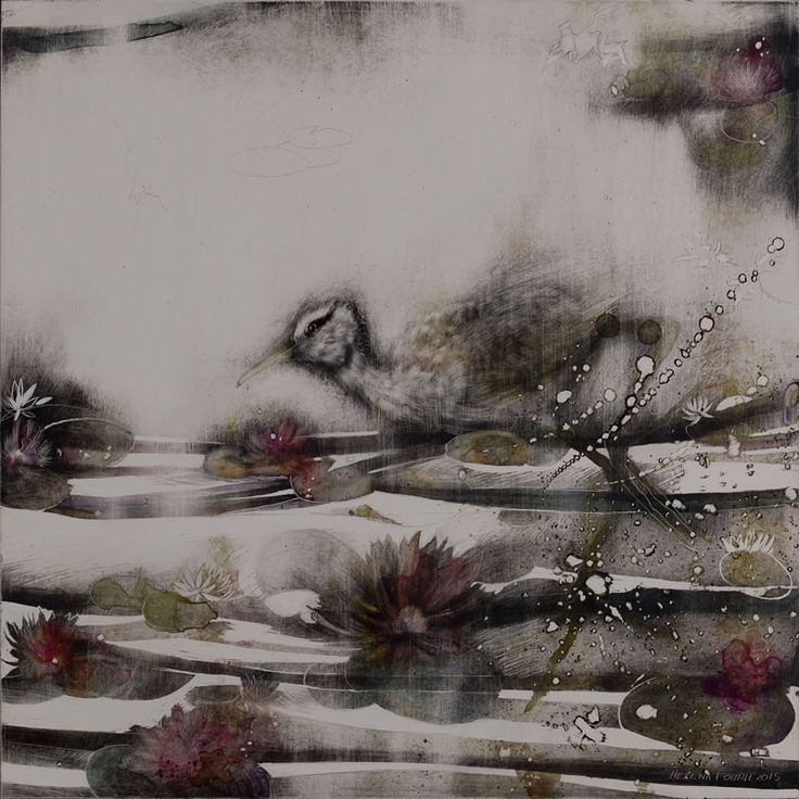 Helena Fourie - Current Work