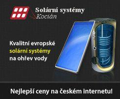Jsme firma, co montuje pouze solární systémy