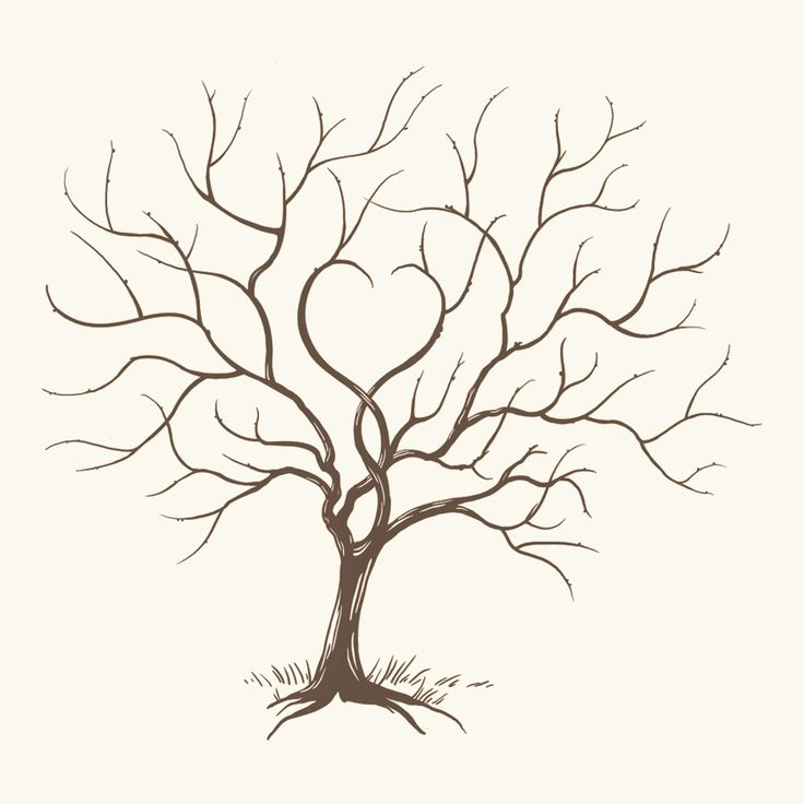 This would make a wonderful wall mural to hang family pictures over.  Or a tattoo.  Great design by Jenifer.
