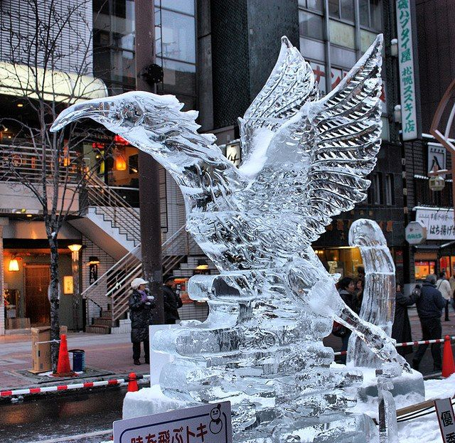 Best images about sapporo snow festival on pinterest