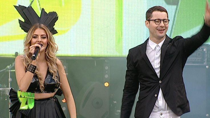 Lidia Buble si Adrian Sina - Noi simtim la fel (Live la Forza ZU 2015)