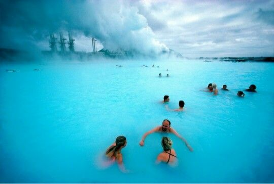 Spa la laguna azul islandia