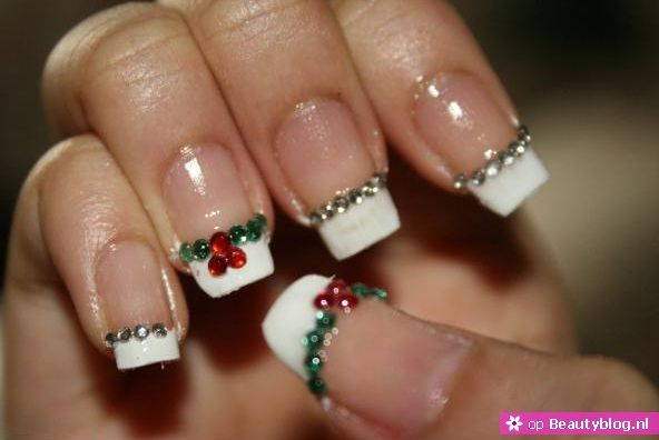 kerst nagels - Google Search