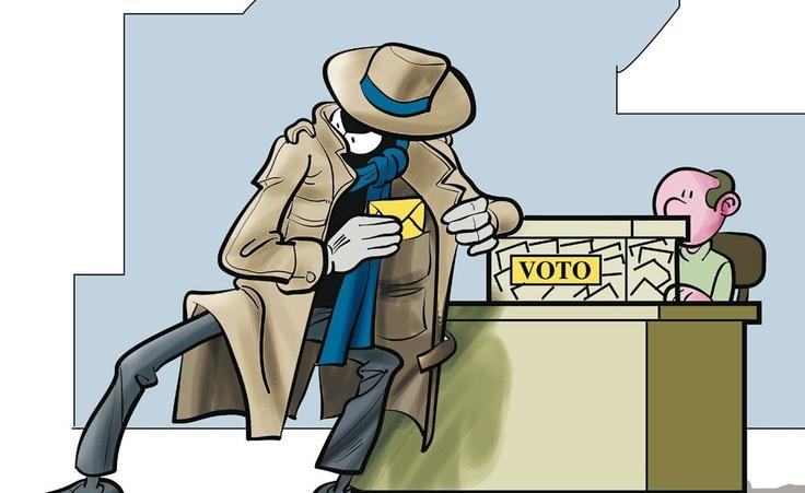 Articulo 21. Todas las personas pueden elegir a sus gobernantes y, si son elegidas, pueden formar parte del gobierno de su país. Los gobernantes son elegidos por votación de los ciudadanos y de las ciudadanas con derecho a voto. La edad necesaria para votar puede ser diferente en cada país. El voto es secreto y libre: nadie tiene por qué saber lo que uno vota.
