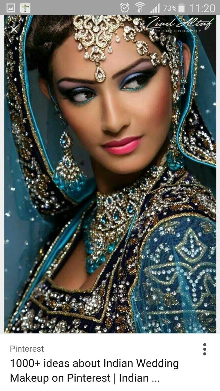 Ayyan ali bridal jeweller photo shoot design 2013 for women - Bride Makeup