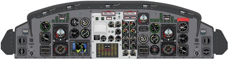 Dashboard Bell 412