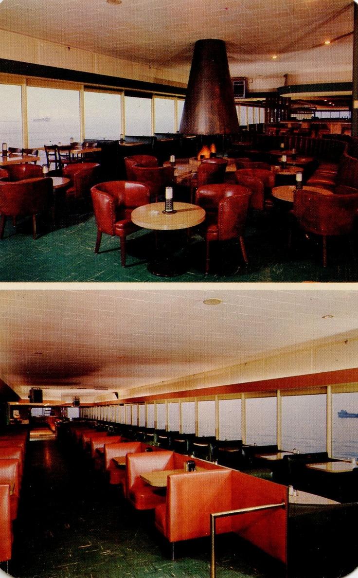 Malibu Sea Lion World Famous Fish House Restaurant Malibu Ca 1956 Surf Ba