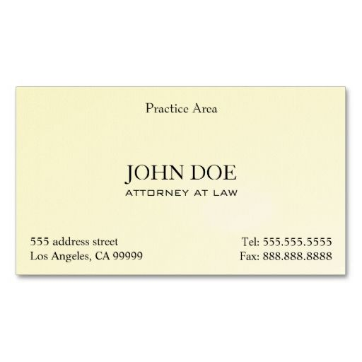 72 best lawyer business card ideas images on pinterest
