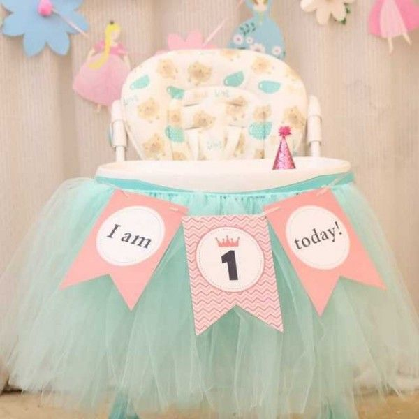 1 Year Old Girl Birthday Party Ideas 1 Year Old Birthday Party 1st Birthday Party For Girls Girls Birthday Party