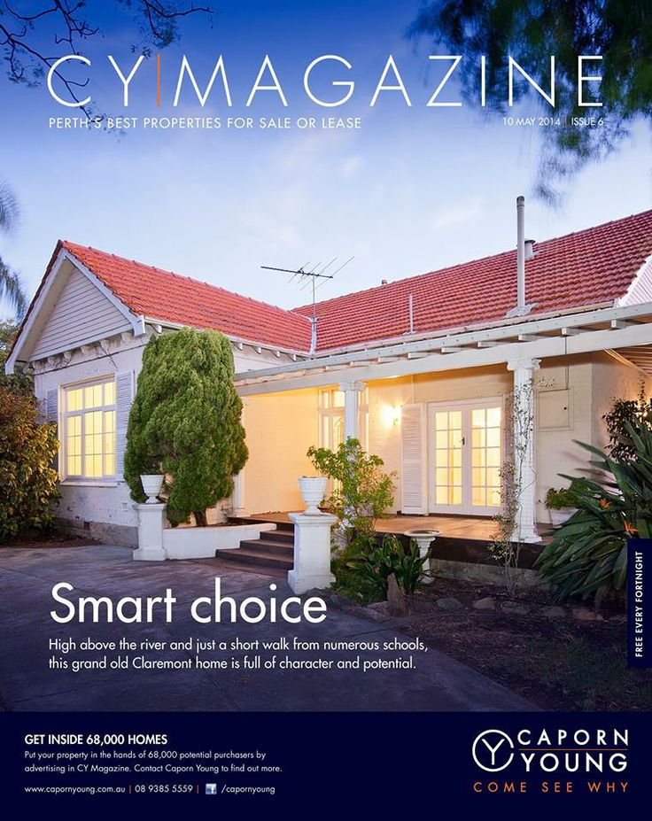 CY Magazine - Issue 6 #perth #realestate
