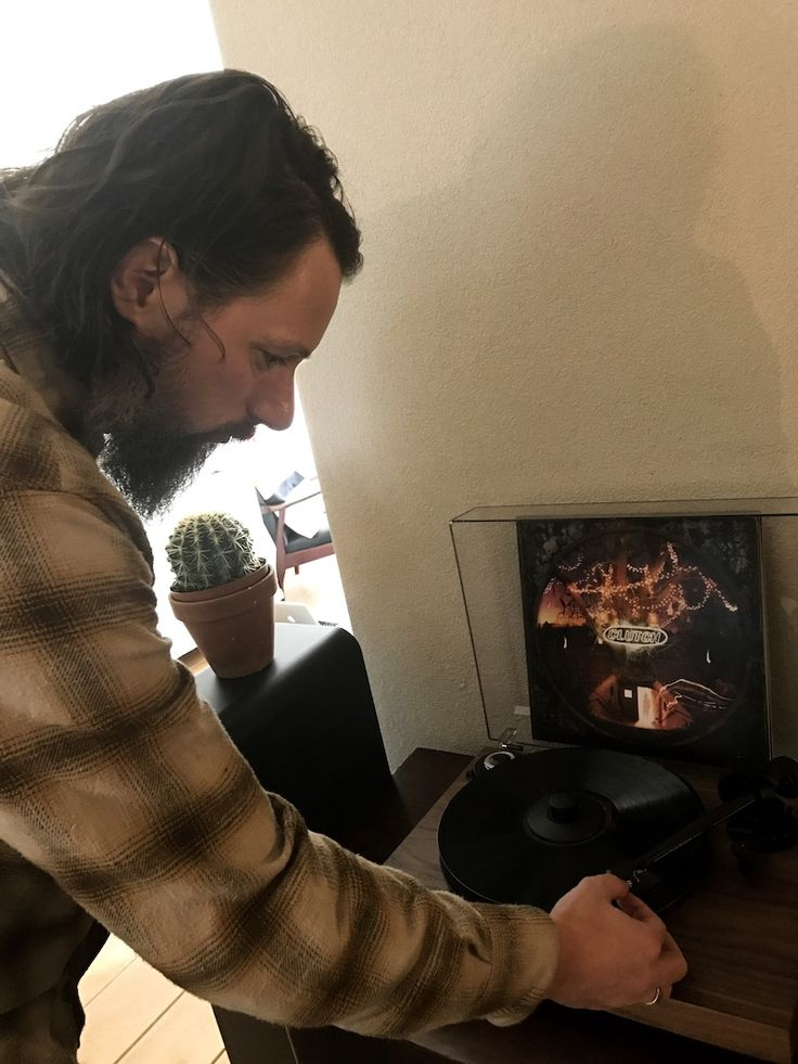 The Collector Series is a photography and interview project documenting vinyl records collectors in their most natural and intimate environment.