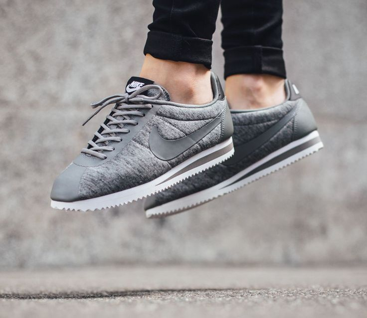 Nike Cortez Grey Womens