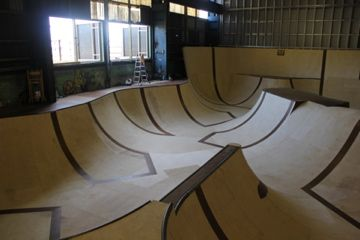 coolest outdoor skate park - Google Search