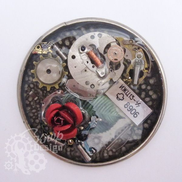 Gallery.ru / Фото #2 - Кабошоны для обшивки бисером - irka-knopkina