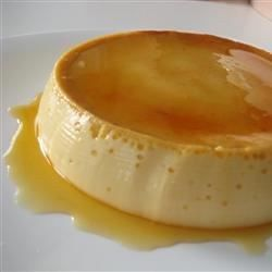 "Spanish Flan I ""Really and easy and simple. Tastes very similar to mom's flan."""