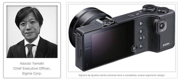Interview: Sigma CEO Yamaki Confirms that Fullframe Sigma Camera in Developement | Camera Comparison Review
