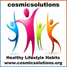 COSMICSOLUTIONS Healthy Lifestyle Habits!