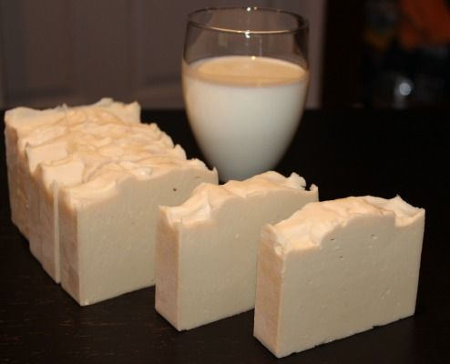 buttermilk castile soap for baby