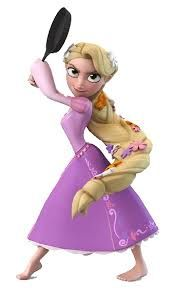 Rapunzel She is adorable. Rapunzel is a collectable figure based on her character from Tangled animated movie and a game piece for Disney Infinity game. http://awsomegadgetsandtoysforgirlsandboys.com/disney-infinity-characters/ DISNEY INFINITY CHARACTERS: Rapunzel