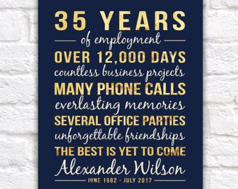Personalized Retirement Gift, Retirement Year, Retirement Gifts for Men, Retirement Sign, Gifts for Women, Office Employee, Doctor | WF106