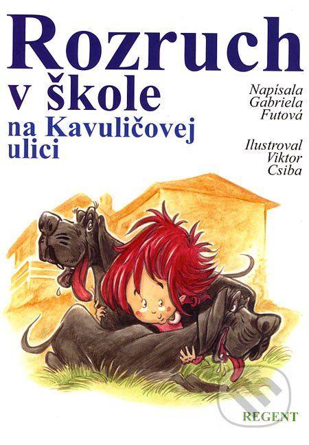 Rozruch v škole na Kavuličovej ulici (Gabriela Futová)